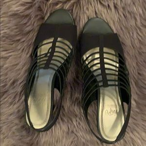 IMPO strapping heels